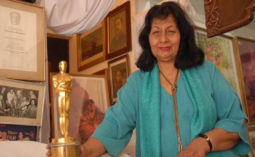 ഇന്ത്യയുടെ ആദ്യ ഓസ്കാര് ജേതാവ് ഭാനു അതയ്യ അന്തരിച്ചു