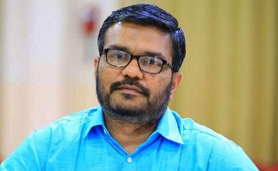 സിപിഎം നേതാവ് എം.ബി രാജേഷിന് കോവിഡ്
