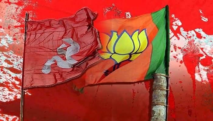 കാഞ്ഞങ്ങാട് ബിജെപി-സിപിഎം സംഘർഷം
