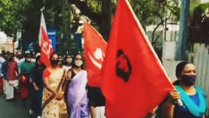 സിപിഎമ്മില് പൊട്ടിത്തെറി: ആലപ്പുഴയില് പരസ്യ പ്രതിഷേധവുമായി പ്രവര്ത്തകര്