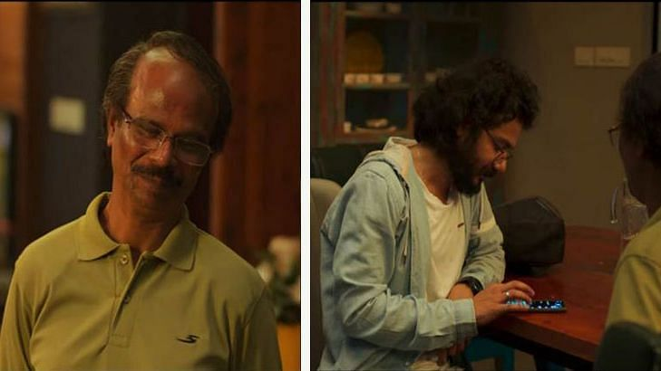 ഇന്ദ്രന്സ് നായകനാകുന്ന 'ഹാഷ് ഹോം' സിനിമയുടെ ടീസര് റിലീസ് ചെയ്തു