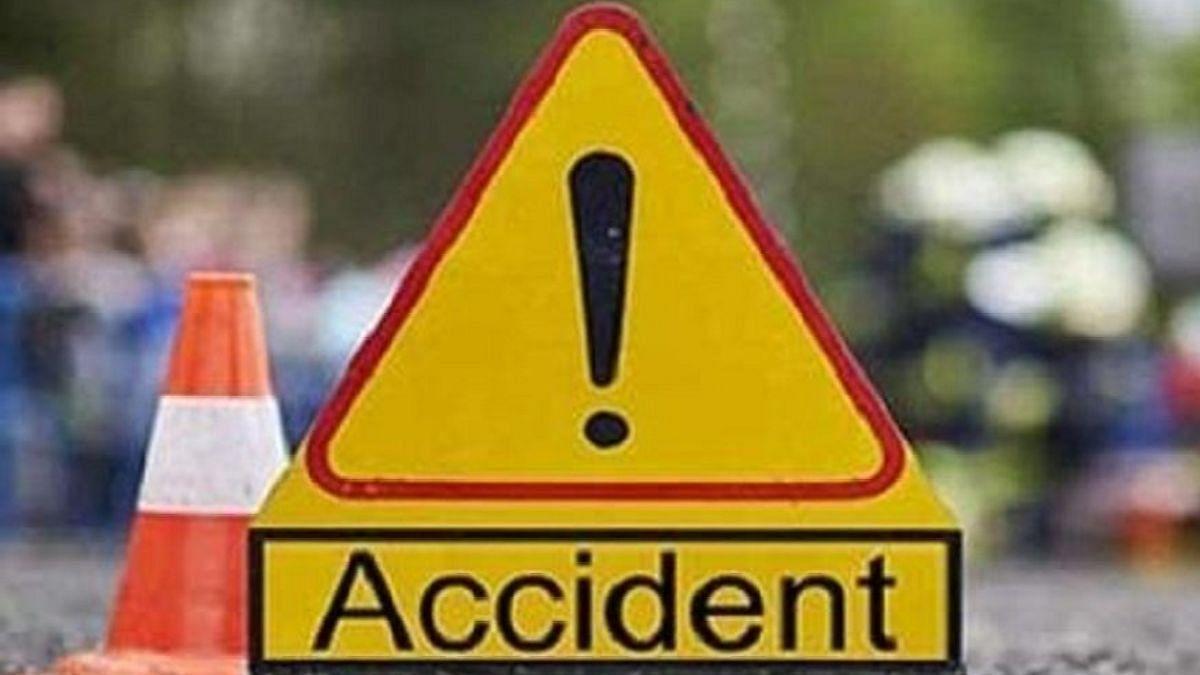 മധ്യപ്രദേശിൽ ബസും ഓട്ടോയും കൂട്ടിയിടിച്ചു 13  പേർ  മരിച്ചു