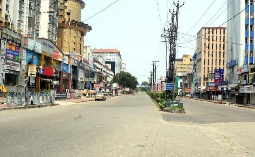 എറണാകുളം ജില്ലയിലെ പ്രാദേശിക ലോക്ക് ഡൗൺ