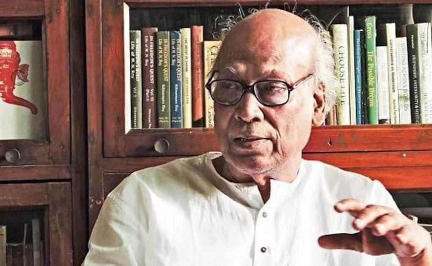 പ്രശസ്ത ബംഗാളി സാഹിത്യകാരൻ ശംഖ ഘോഷ് കോവിഡ് ബാധിച്ച് മരിച്ചു