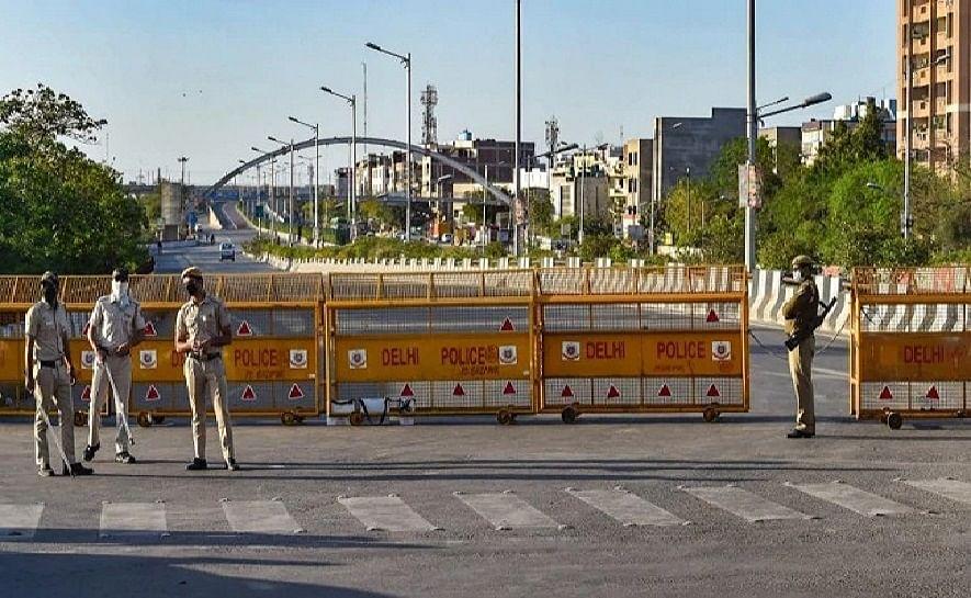 കോവിഡില് വിറങ്ങലിച്ച് രാജ്യം: ഡല്ഹിയില് ഒരാഴ്ചത്തേക്ക് സമ്പൂര്ണ്ണ കര്ഫ്യൂ