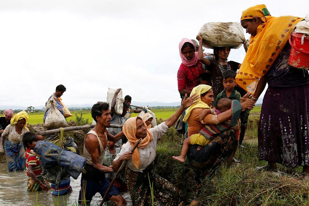 റോഹിംഗ്യകളുടെ മനുഷ്യാവകാശത്തെ തുറന്നുകാട്ടി സുപ്രീം കോടതി നിലപാട്