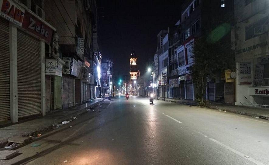 ഗുജറാത്തിലെ 36 നഗരങ്ങളില് രാത്രി കര്ഫ്യു മൂന്ന് ദിവസത്തേക്കു കൂടി നീട്ടി