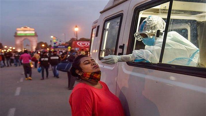 ഡൽഹിയിൽ തുടർച്ചയായ രണ്ടാം ദിവസവും കോവിഡ്  രോഗികൾ അയ്യായിരത്തിന് താഴെ