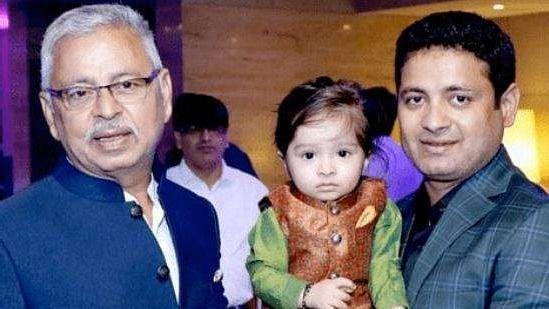 ഇന്ത്യൻ ക്രിക്കറ്റ് താരം പിയൂഷ് ചൗളയുടെ അച്ഛൻ കോവിഡ് ബാധിച്ച് മരിച്ചു