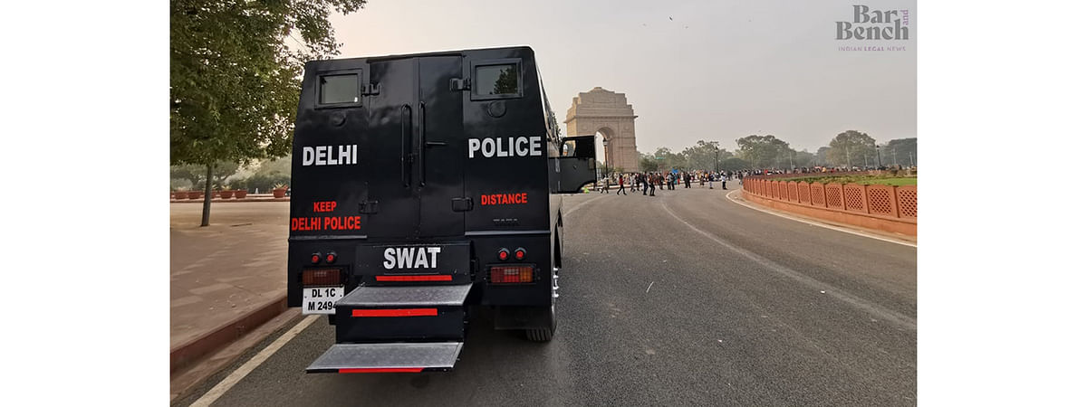 Delhi Police Swat