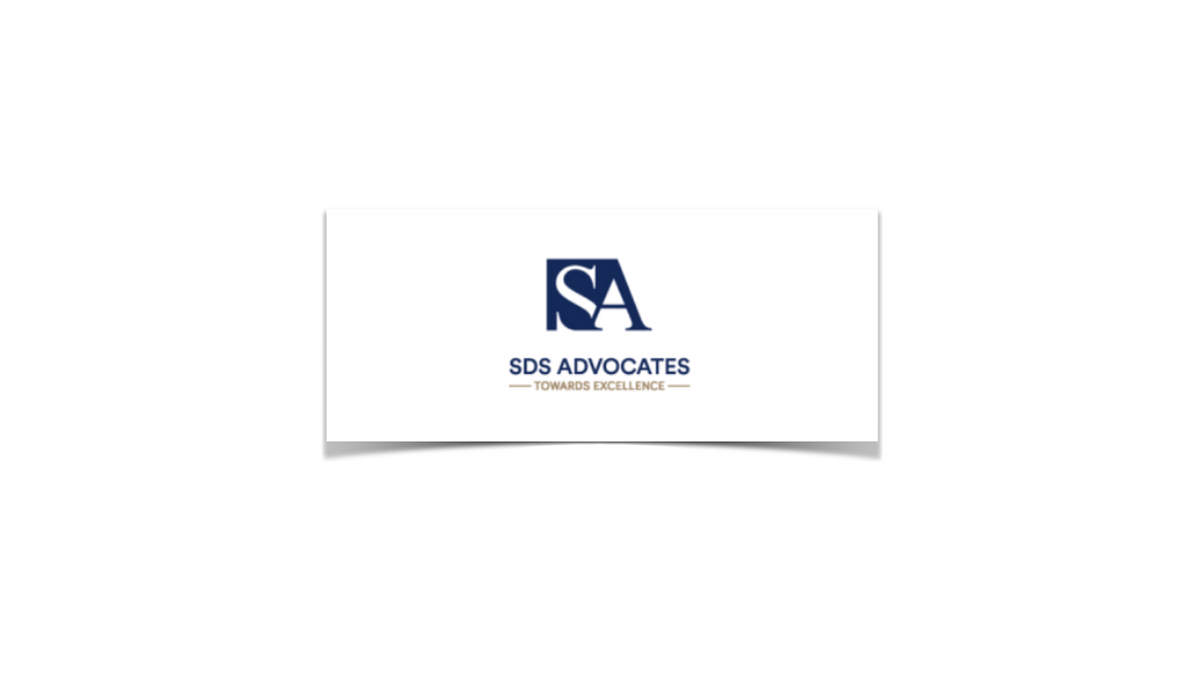 SDS Advocates hiring Associates in Mumbai