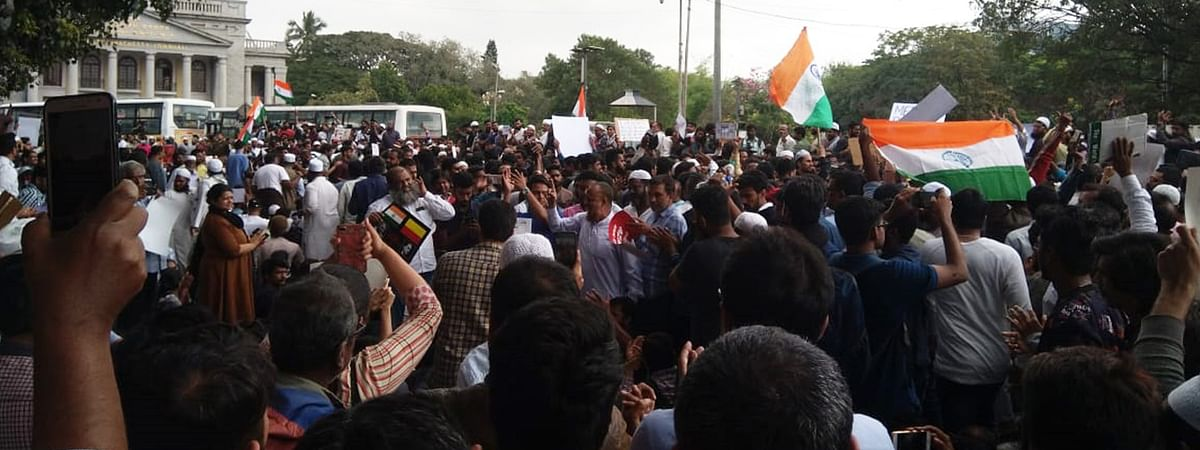 "Delhi HC issues notice in petition to find out ""anti-national forces"" behind anti-CAA protests"