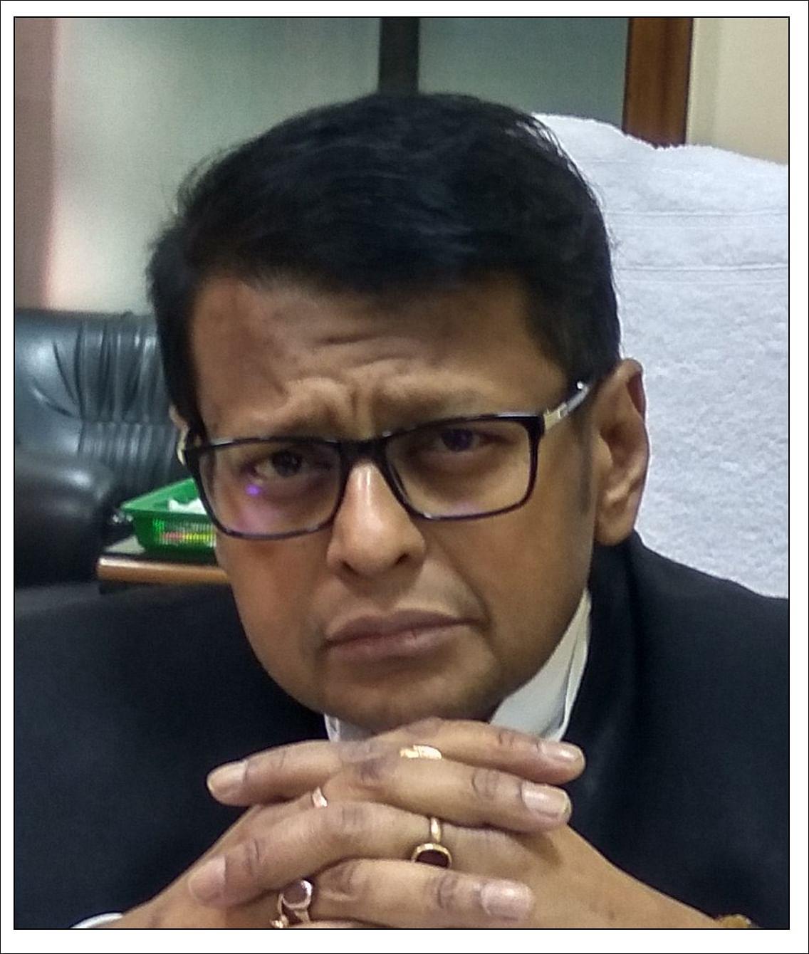 Justice Protik Prakash Banerjee