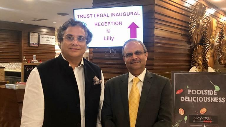 Trust Legal founder Sudhir Mishra called to No5 Barristers Chambers in London as Door Tenant