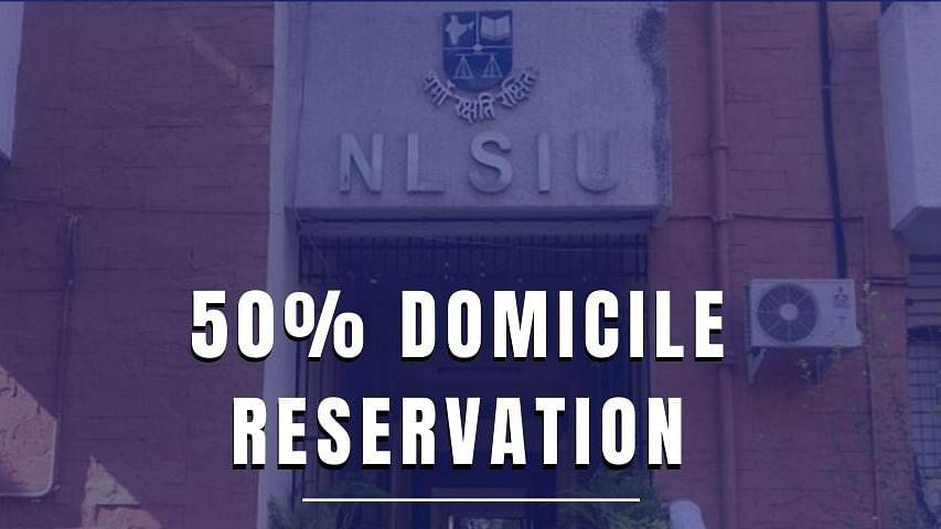 Bangalore Advocates Association urges Karnataka Law Minister to increase domicile reservation at NLSIU to 50%
