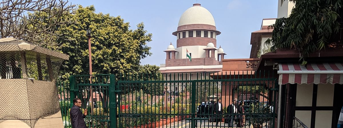 Lawyers' Chambers in Supreme Court premises open for access to Advocates