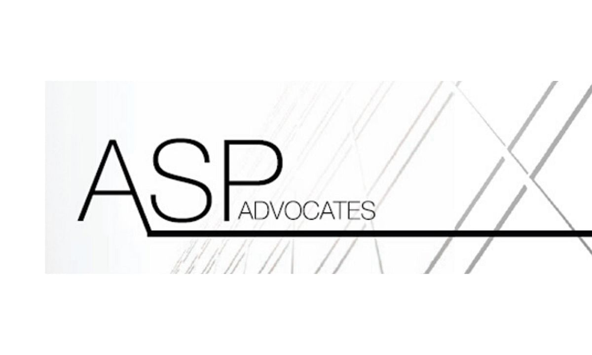 ASP Advocates hiring Associates at New Delhi