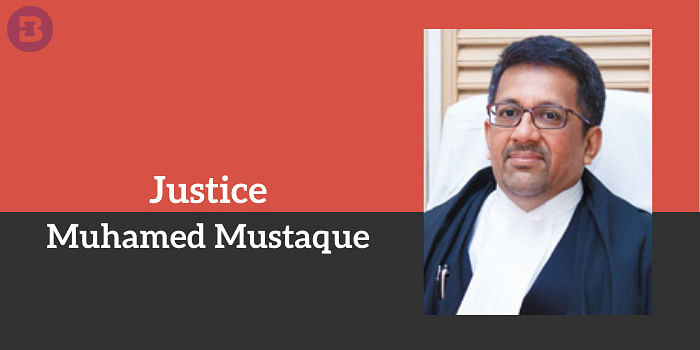 Justice Muhamed Mustaque