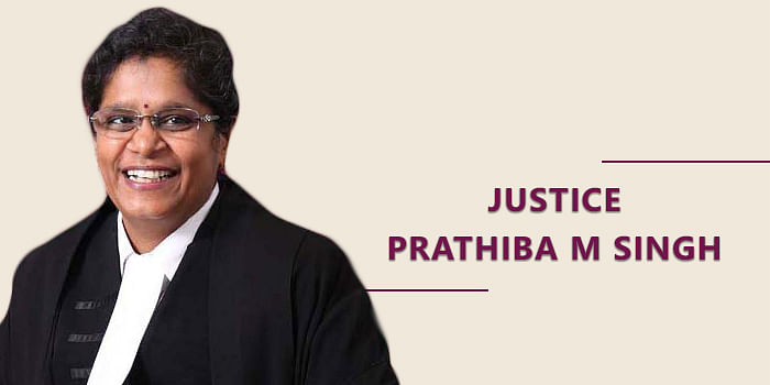 Justice Prathiba M Singh