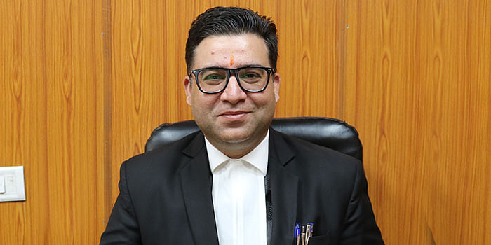 Judge Satish Kumar Arora