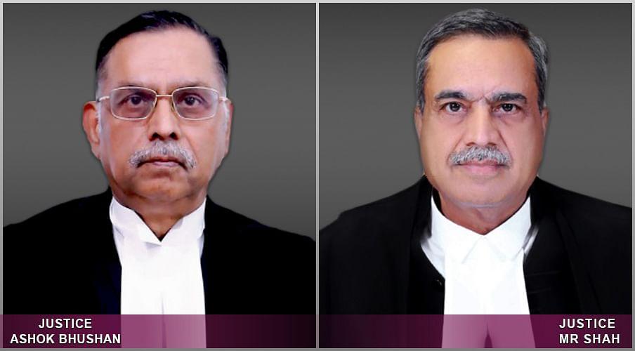 Ashok Bhushan and MR Shah