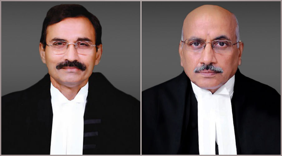 Justices L Nageswara Rao and Hemant Gupta