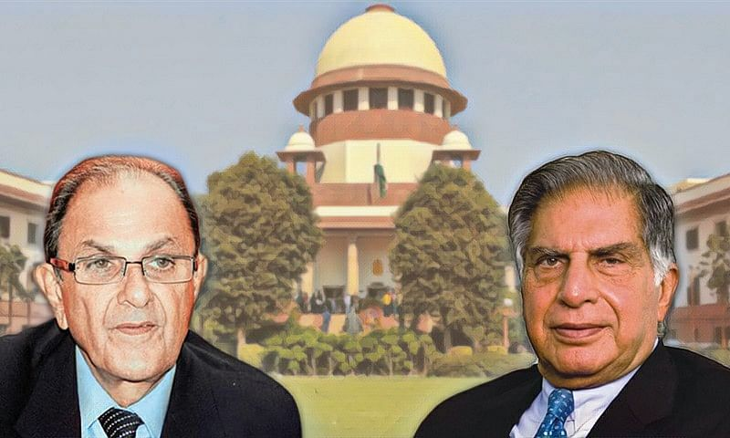 Why pursue litigation like this? Supreme Court asks Nusli Wadia, Ratan Tata in defamation row