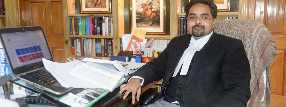 Advocate Karthikey Hari Gupta