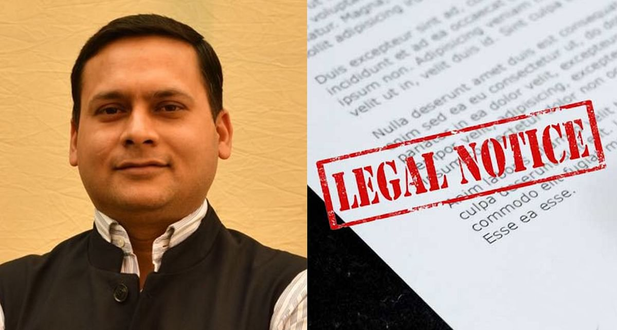 BJP IT Cell Head Amit Malviya slapped with a one crore defamation notice by two Shaheen Bagh protesters