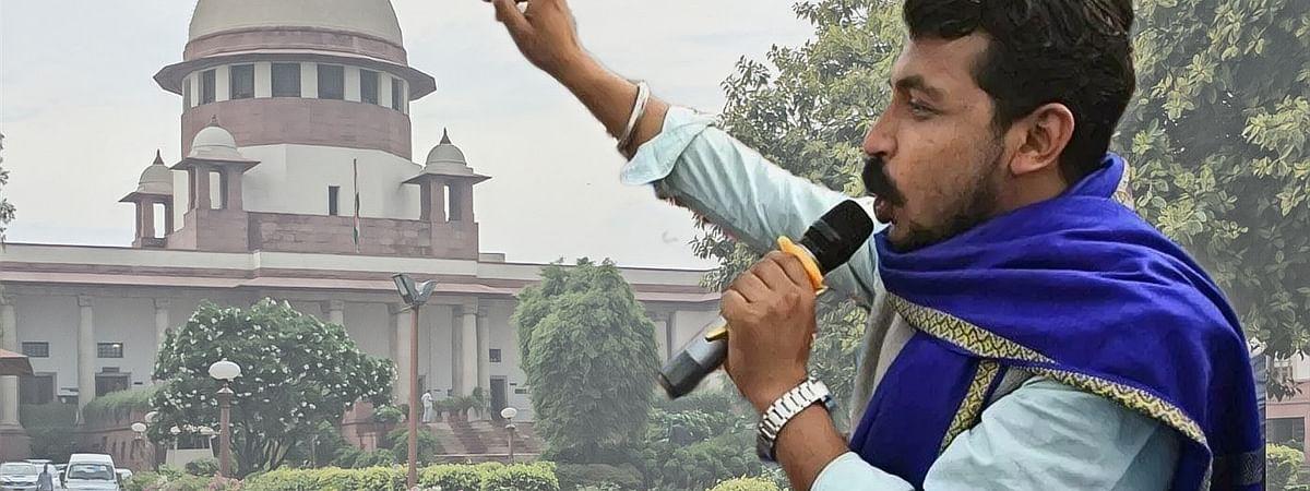 CAA 2019 a sinister precursor to NPR, NRC: Chandra Shekhar Azad, 4 others move plea in SC