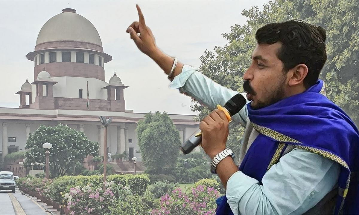 CAA 2019 a sinister precursor to NPR, NRC: Chandra Shekhar Azad, 4 others move plea in SC