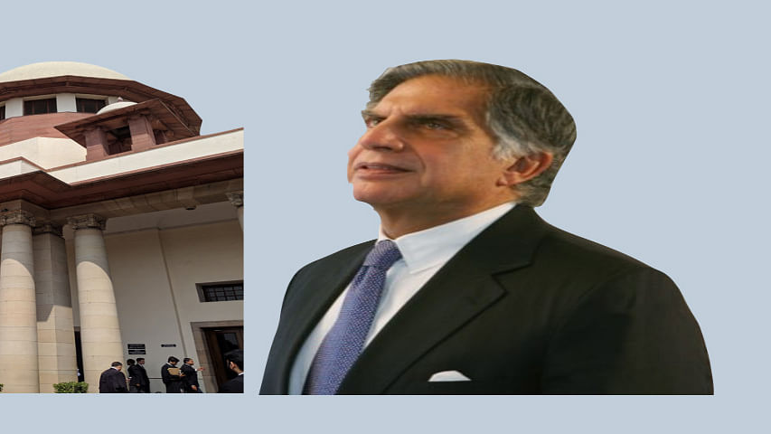 This is not what the Tata Sons brand stands for - Ratan Tata moves to SC