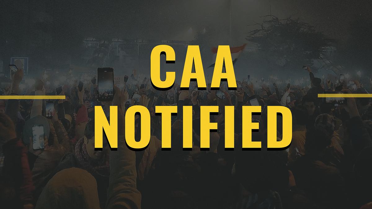 Breaking: Citizenship Amendment Act, 2019 notified [Read Notification]