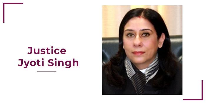 Justice Jyoti Singh
