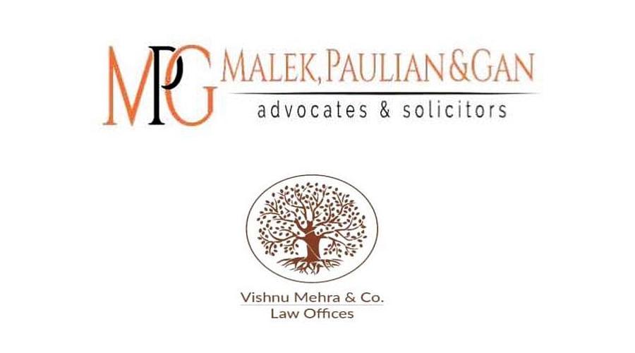 Malek, Paulian & Gan, Vishnu Mehra & Co.