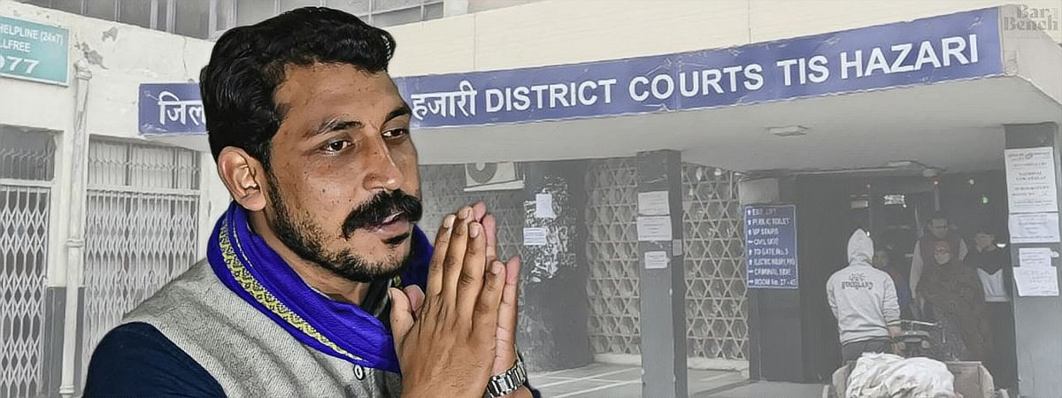 """Need to ensure maximum participation in elections"": Delhi Court modifies bail order directing Chandra Shekhar Azad to stay in Saharanpur"