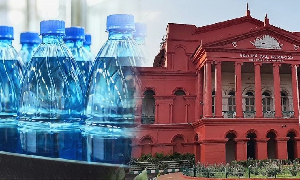 Illegal manufacturing of packaged drinking water poses health danger to public: Karnataka HC