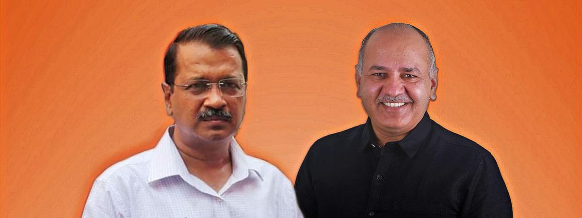 Kerjiwal and manish sisodia