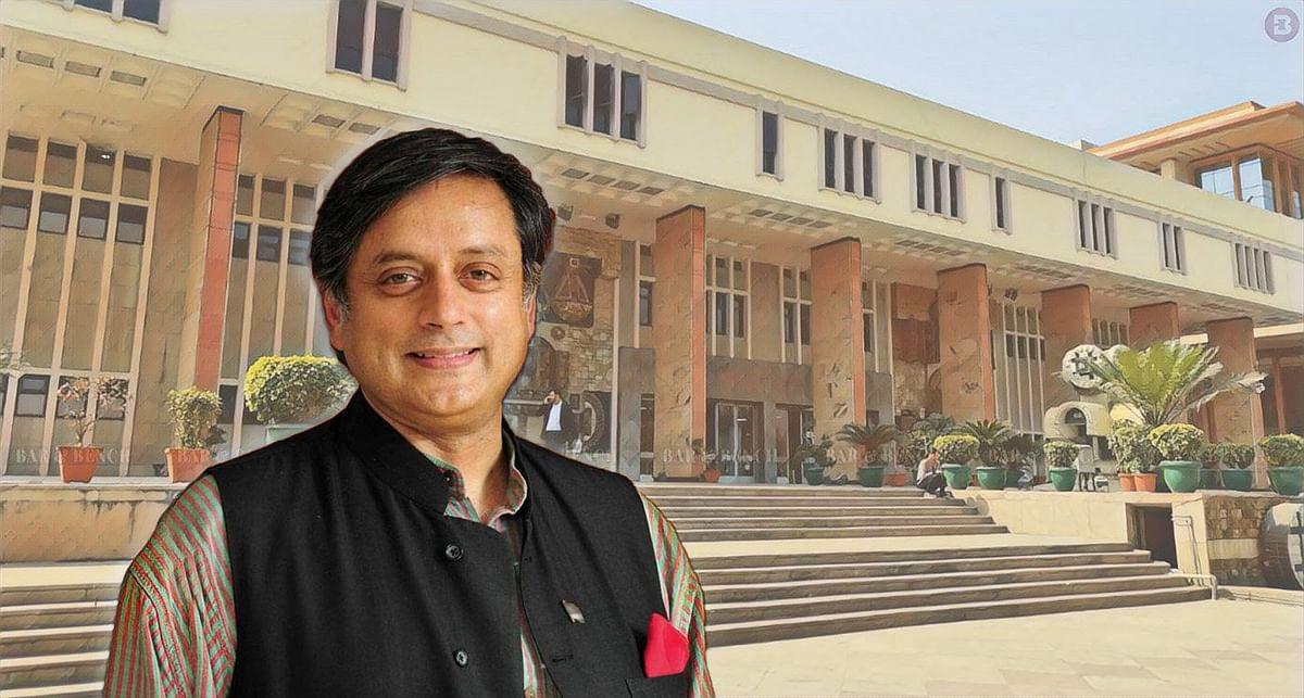 Delhi HC stays defamation proceedings against Shashi Tharoor for scorpion remark against PM Modi