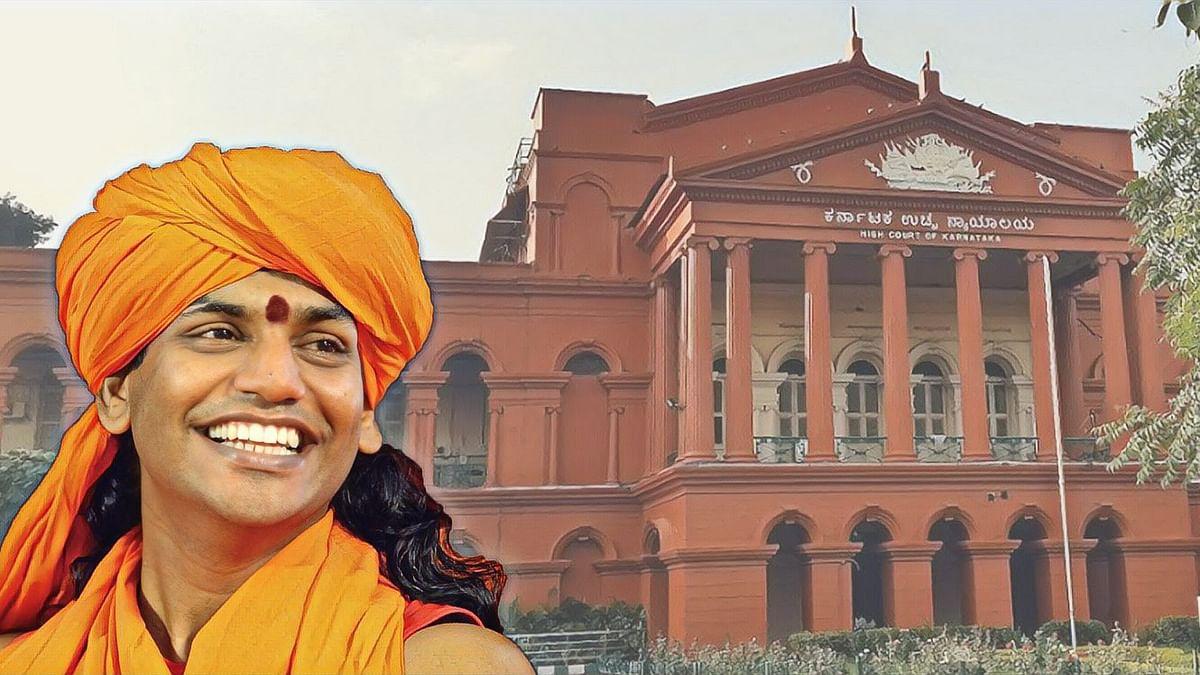 Karnataka HC rejects plea to transfer Nithyananda rape case to Bangalore Sessions Court