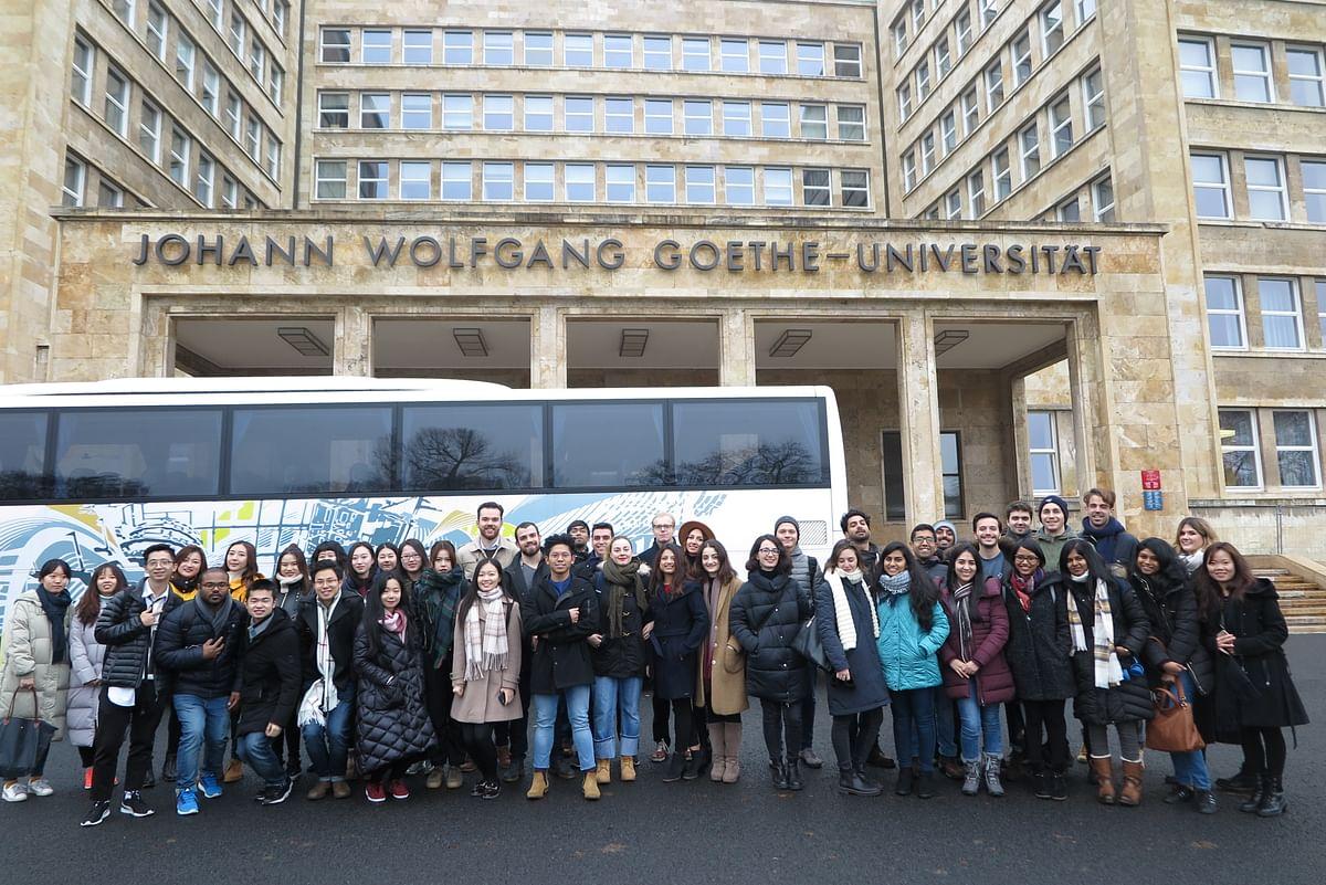 Gain an LL.M. Finance in Frankfurt - Europe's Financial Capital