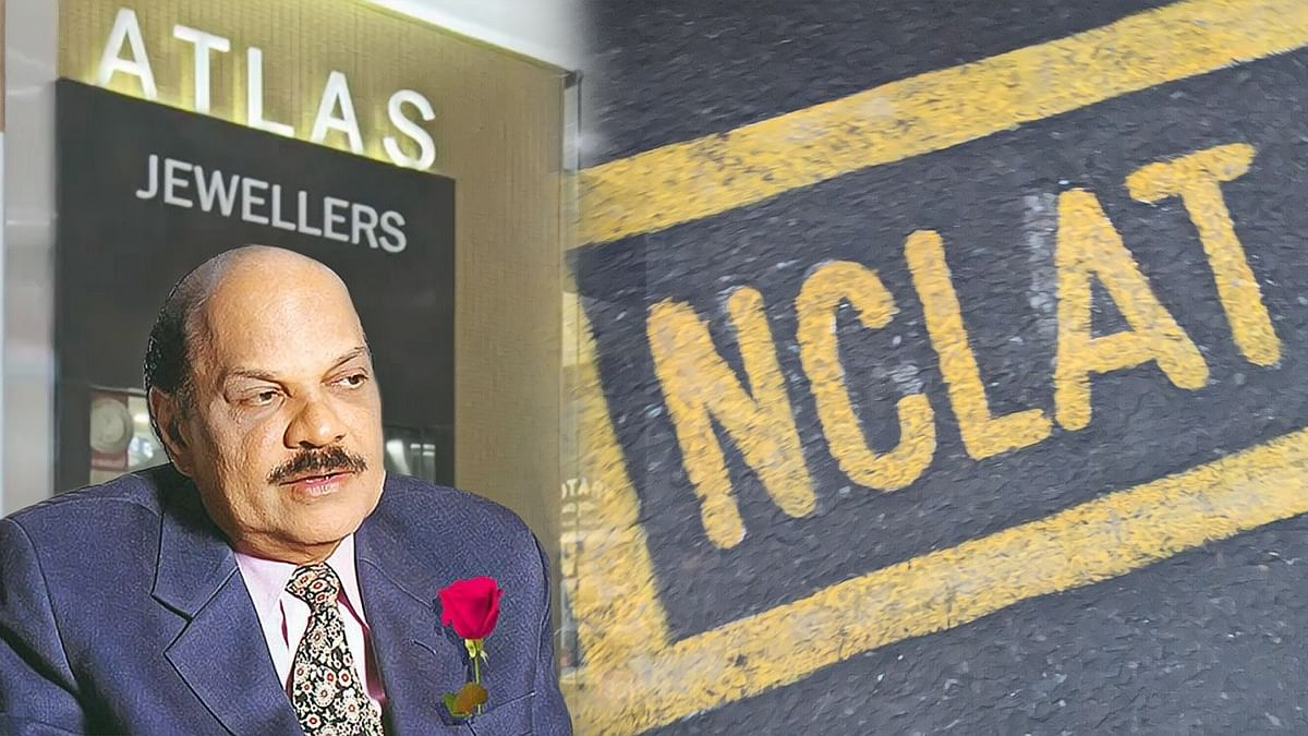 "E-mail, letter acknowledging debt proves fatal to ""Atlas"" Ramachandran's plea against insolvency proceedings [Read NCLAT order]"