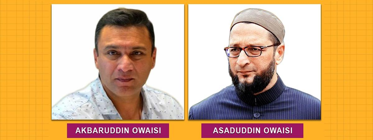 Hindu Sena moves impleadment plea seeking FIR against AIMIM leaders Akbaruddin Owaisi, Asaduddin Owaisi and Waris Pathan for hate speech