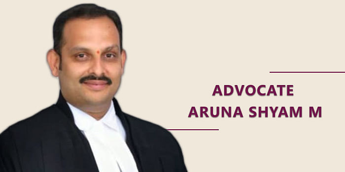 Advocate Aruna Shyam M has been appointed as the Government representative for the new Academic Council