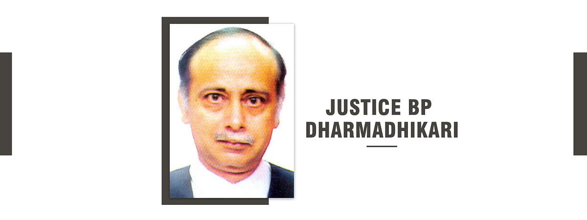 BP Dharmadhikari