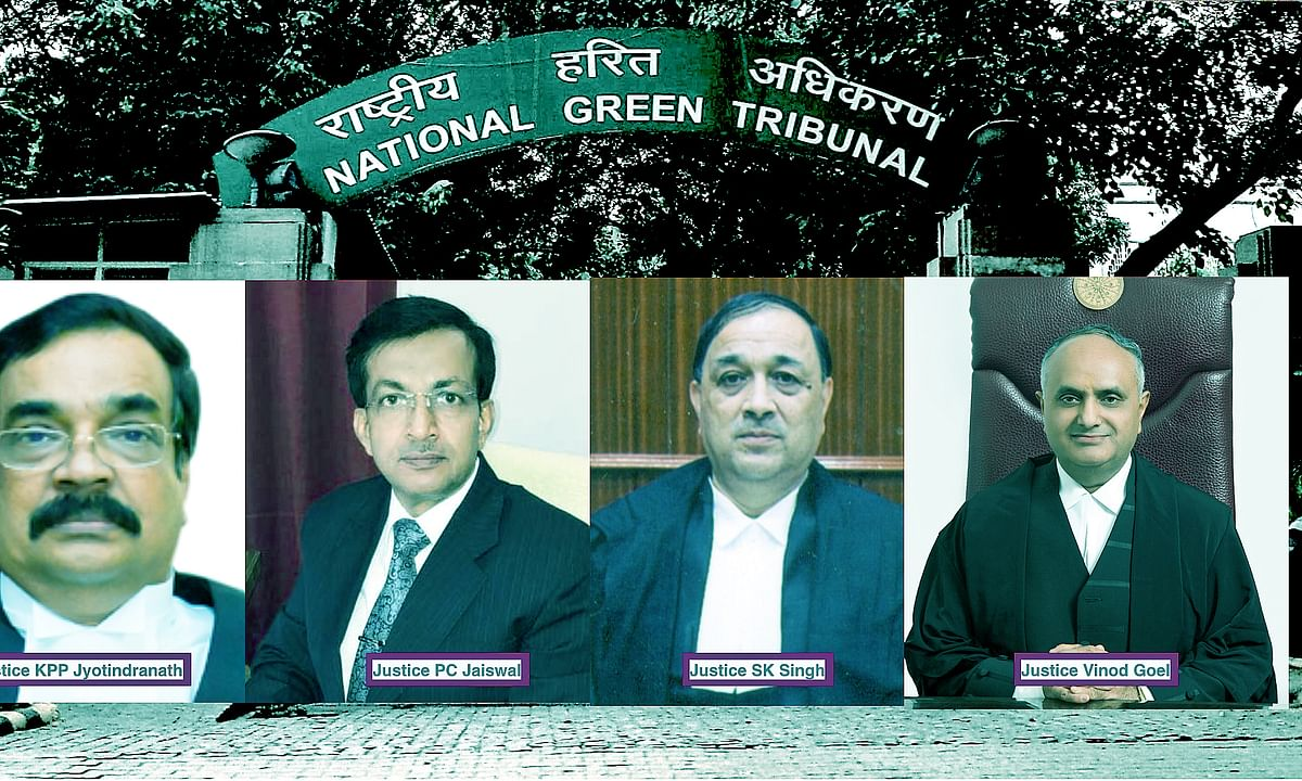 NGT gets four more Judicial Members [Read Notification]