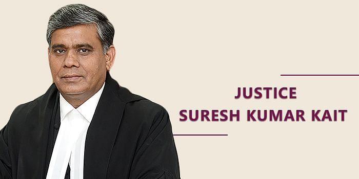Justice Suresh Kumar Kait