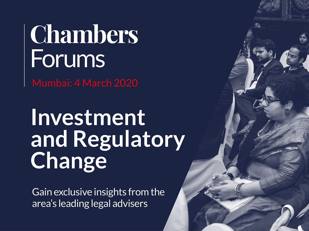 #Sponsored: The Chambers Forum: Mumbai 2020 | Register today