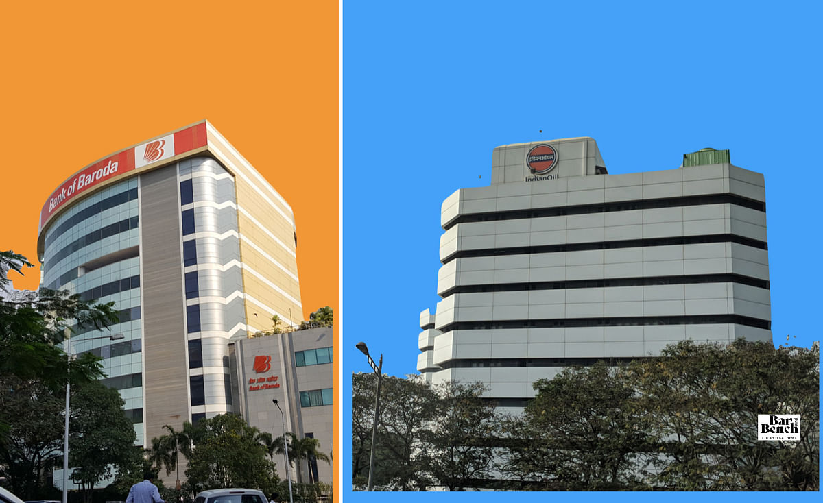 Bank of Baroda and Indian Oil