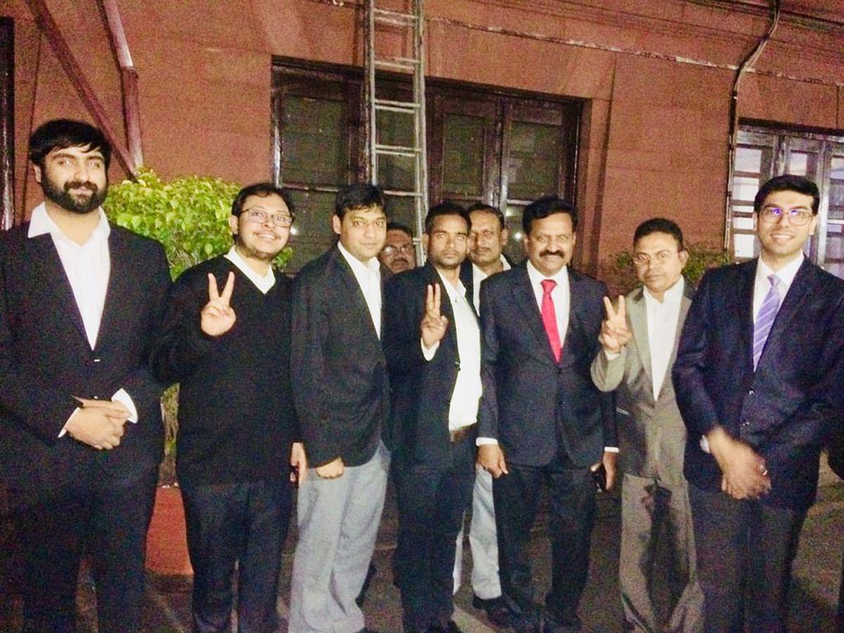 Shivaji M Jadhav re-elected as SCAORA President